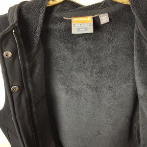 Merrell Jackets & Coats - Merrell Aeroblock Fleece Lined Vest Size Medium